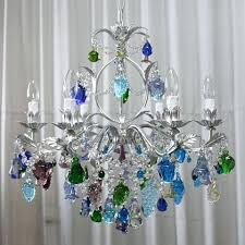 lovely venetian glass chandeliers or murano glass chandelier with blue green and crystal fruits 76 murano