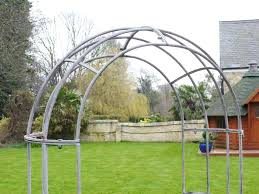 garden arch with seat vintage style metal garden arch bench seat garden arch with side seats