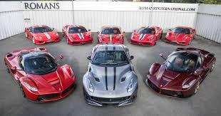 Then come the efficiency gains. Market Watch Ferrari Special Romans International