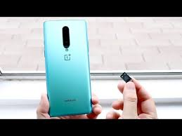 how to insert sim card in oneplus 8
