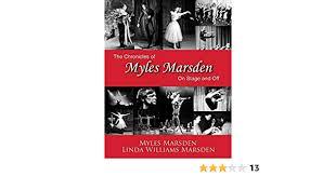 Francouzská verze let´s dance je poměrně fajn. The Chronicles Of Myles Marsden On Stage And Off Marsden Myles Marsden Linda Williams 9780989547475 Amazon Com Books