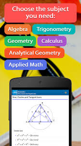 formulae helper math formula android apps on google play formulae helper math formula screenshot