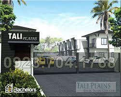 Airi Villa Tali Plains Residences Airi B Model 2story Single Detached