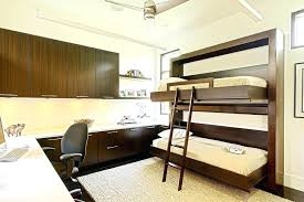 custom office design. Home Office Guest Room Combo Layouts Small Design Ideas Custom Built Bunk Beds For The
