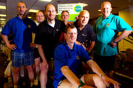 warrington round table held a charity event on sunday 15th may at the alive well gym in birchwood the event involved a team of eight novice rowers who