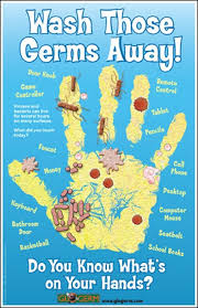Image Result For Germ Charts To Make Kids Wash Their Hands