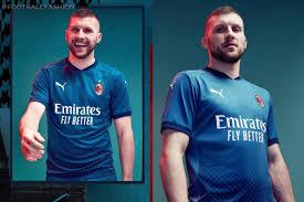 Make your next trip to san siro a memorable one with new milan gear from kitbag. Ac Milan 2020 21 Puma Third Kit Football Fashion