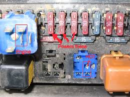 planetisuzoo com isuzu suv club • view topic fuel pump problem re 2 6l fuel pump relay