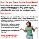 The, friend Zone, will Actually Do Wonders For Your