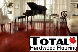 total hardwood flooring oakville