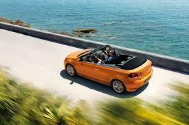 Updated 2016 Volkswagen Golf 6 Cabriolet Gets Euro 6 Turbo Engines ...