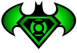 Batman Green Lantern Superman | Superman Batman Green Lantern logo ...