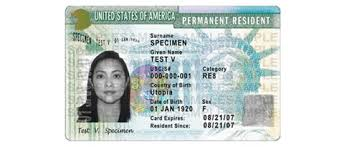 Green Government Cards Rfid Eid Us To Identification