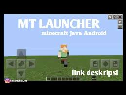 The original version of minecraft! Mt Launcher Minecraft Java Android Youtube