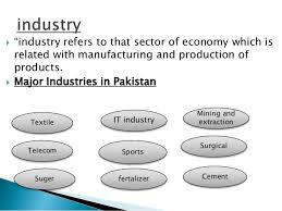 industries sector of and its importance in the economy of pa   4  in