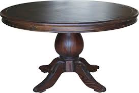 antique wood round table for classic dining room ideas round dining table designs and styles