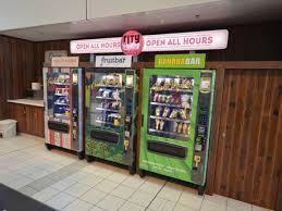 Fruit Bar Vending Machine Impressive Australia's Alternative To Unhealthy Snacking