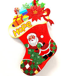 GOOSH 10 Different <b>Christmas</b> Tree Pendants <b>Cartoon Decoration</b>