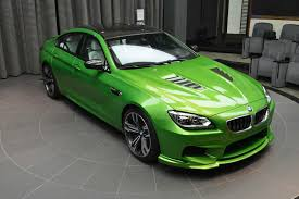 Coupe Series bmw gran coupe m6 : Java Green BMW M6 Gran CoupeTuningCult