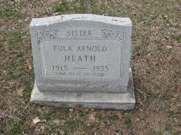 Eula Arnold Heath (1915-1935) - Find A Grave Memorial