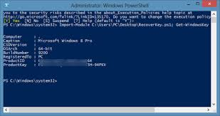 How To Recover Windows 10 8 7 Product Key Without Using Third Party
