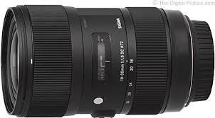 sigma 18 35mm f 1 8 dc hsm art lens
