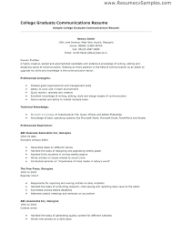 High School Student Resume Sample No Experience – Eukutak
