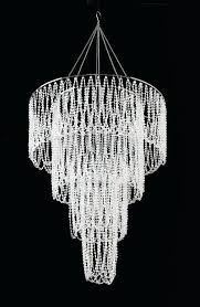 acrylic crystal chandelier four tier large iridescent clear beaded chandelier feet long acrylic crystal chandelier parts acrylic crystal chandelier