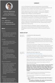 Sports Marketing Resume Samples Professional Writing Services Naples