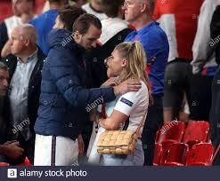 Fußball - Euro 2020 - Finale - Italien gegen England - Wembley Stadium,  London, Großbritannien - 11. Juli 2021 der englische