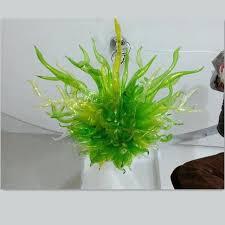 incandescent chandelier parts handicraft glass light luminaire