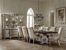 white washed dining room furniture. Dining Tables Orleans Ii White Wash Traditional 7pc Formal Room Furniture Intended For Washed .