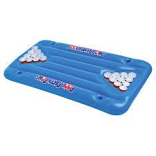 <b>Матрас надувной</b> для игры <b>Party</b> Pong, <b>BigMouth</b>