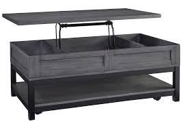 graybrown metallic black lift top
