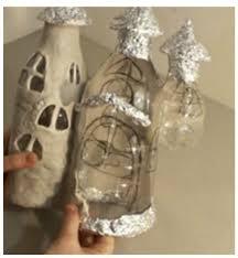 fairy house l using e plastic bottles the handmade crafts