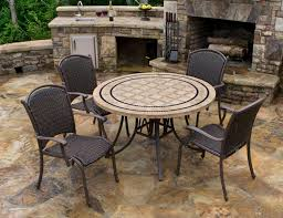 chair stone dining table and chairs round stone table outdoor round stone dining table