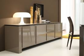 Contemporary Dining Room Hutch Buffet