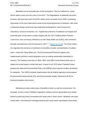 apes lab report the tragedy of the commons emil jaffal 2 pages apes wetland essay