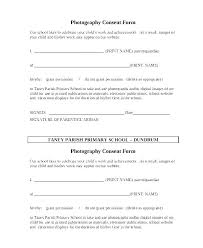 Sample Permission Slips For Field Trips Parent Release Form Template