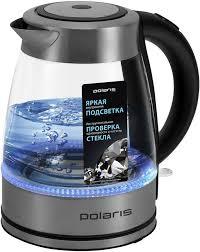 <b>Чайник электрический POLARIS PWK</b> 1764CGL, черный, отзывы ...