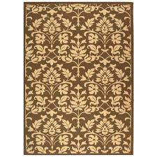 area rugs short classic chocolate natural outdoor area rug in runner 2 3