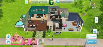 The Sims Mobile Home Design The Sims Mobile Review Virtual Worlds Land