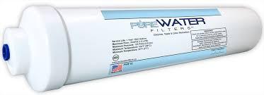 Refrigerator Ice Maker Filter Inline Water Filter Kit For Refrigerators And Ice Makers