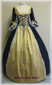 kleid barock