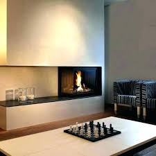 gas fireplace designs linear gas fireplace designs modern