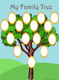 Family Tree Picture Template Find The Right Family Tree Chart Free Genealogy Forms