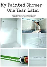 can i spray paint my bathtub you a faucet
