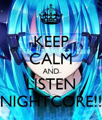 """Résultat de recherche d'images pour """"Nightcore"""""""