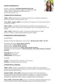 resume vitae resume vitae 4057