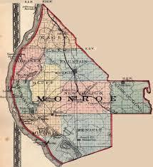 the usgenweb archives digital map library illinois maps index Monroe County Ohio Road Map Monroe County Ohio Road Map #41 road map of monroe county ohio